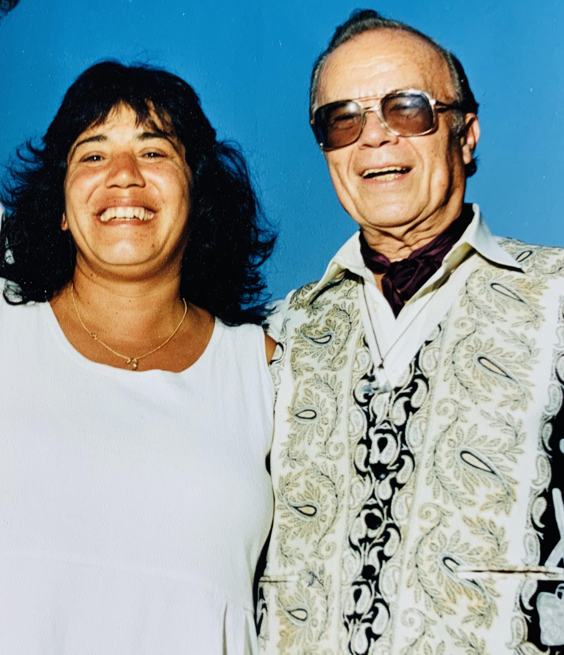 Patricia & John Pierrakos